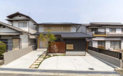 宿泊体験型モデルハウス「藤乃庵」見学会予約受付中!【ビーバーハウス】