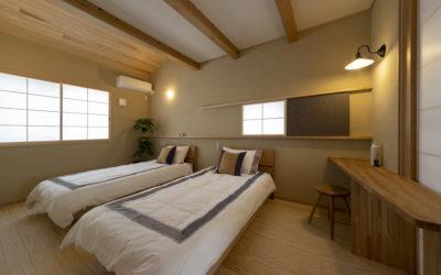 「健康で快適な暮らし」をテーマにした宿泊体験可能モデルハウス
