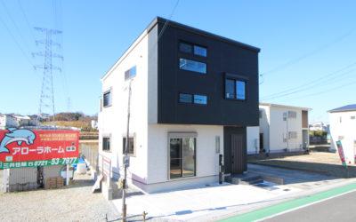 納戸とロフトモデルハウス(大阪狭山市)見学会