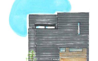 【HOUSECODE】スタッフのお家 完成見学会「プライベートを楽しむ、2階リビングの家」