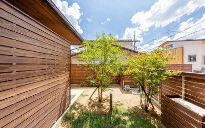 【コアー建築工房】多目的なウッドデッキと子ども達の笑顔が溢れる家《建物完成見学会》