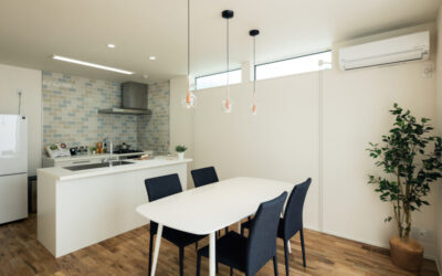 〖R+house堺三国ヶ丘〗建築家が建てる高性能な家、モデルハウス見学会☆